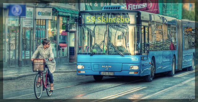 Bra Miljöval persontransporter - Nya Miljökrav