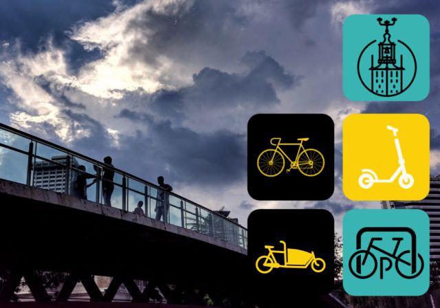 Rapport kring cykling och mikromobilitet i Stockholm