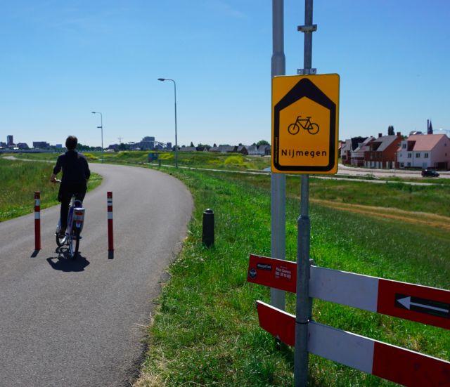 Trafiksäkra cykelturistiska leder