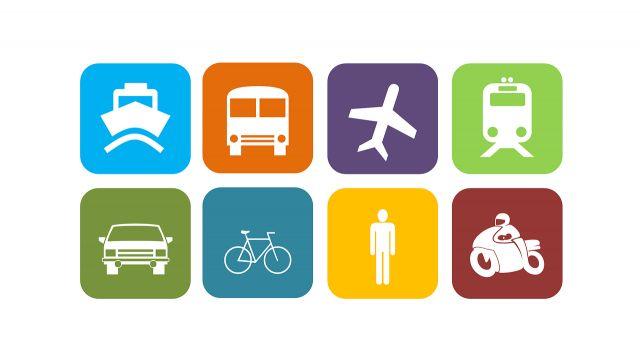 Hållbar urban mobilitet på kvartersnivå - SUNRISE onlinekurs